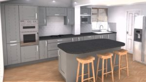 CAD Kitchen Designs Southampton