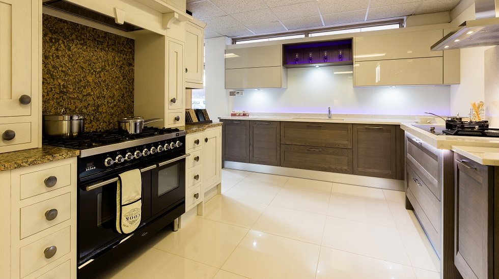 Southampton Kitchen Showroom
