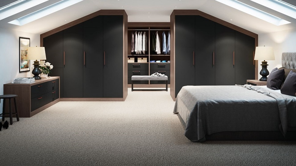 Southampton Fitted Bedroom Furniture