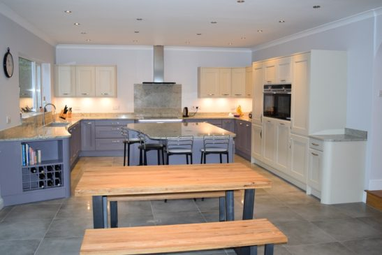 Contemporary Kitchen Design, Chandlers Ford Southampton