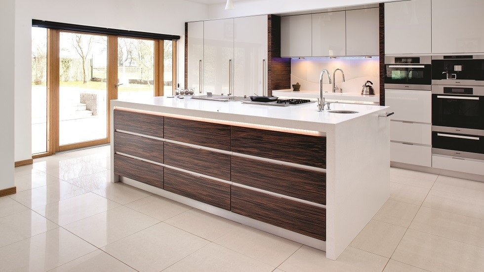 Stoneham Kitchens designed in Southampton