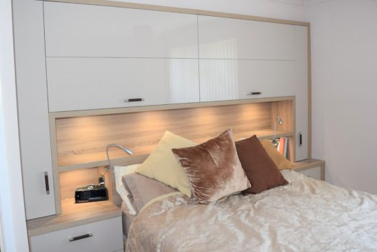 Bespoke Fitted Bedroom, Hedge End, Southampton
