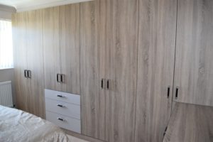 Bespoke fitted bedroom in Hedge End, Southampton