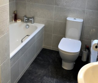Bespoke Bathroom, Hedge End, Southampton