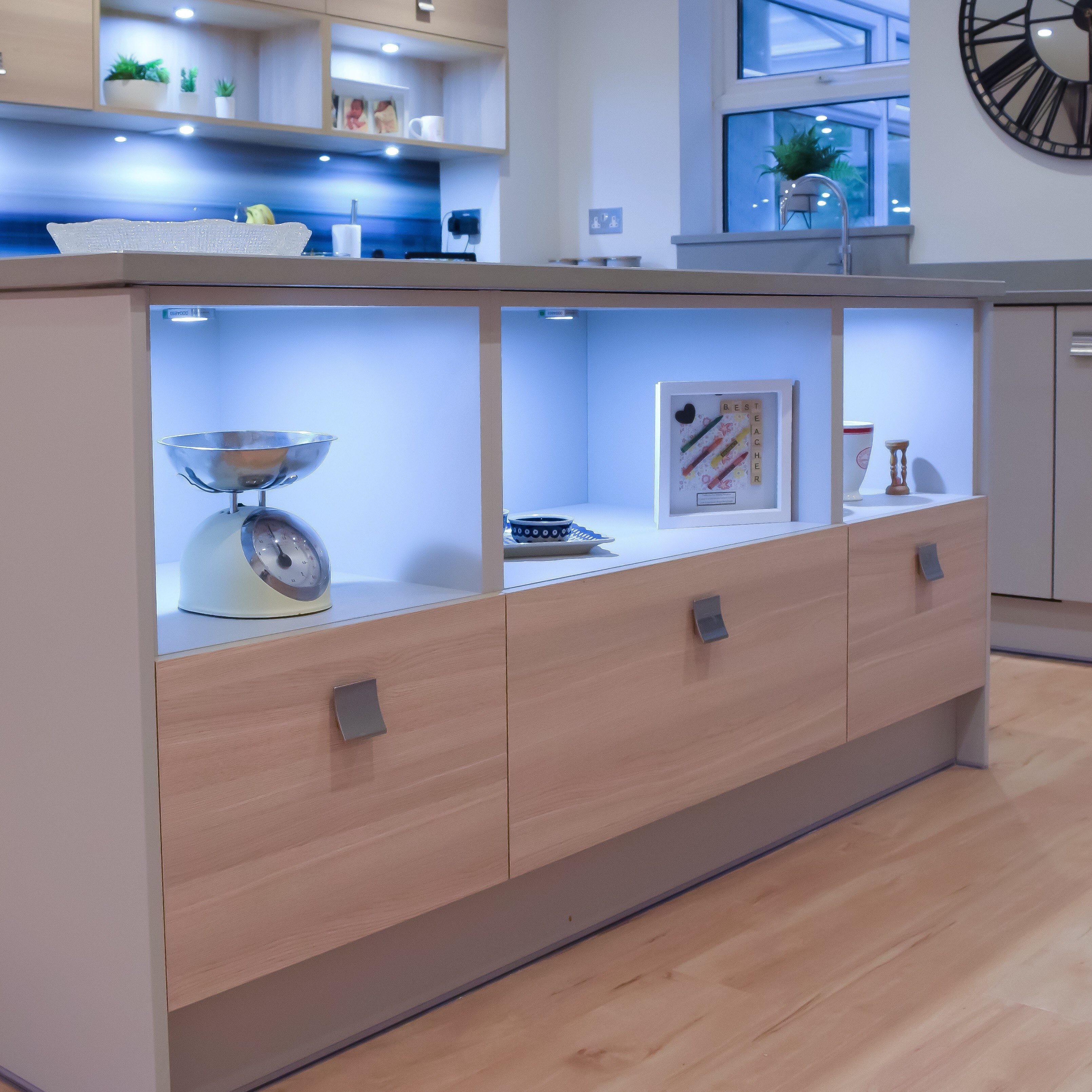 Southampton Kitchen-dining room