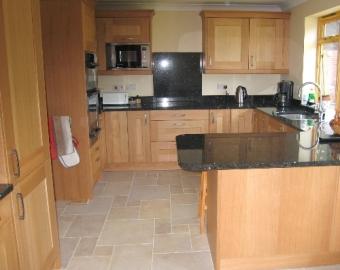 Kitchen fitter Winchester