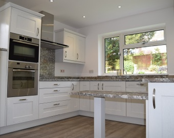 Kitchen design Winchester, Fitted kitchens Winchester