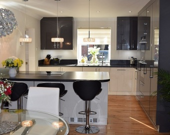 Bishops Waltham bespoke kitchens, Hampshire