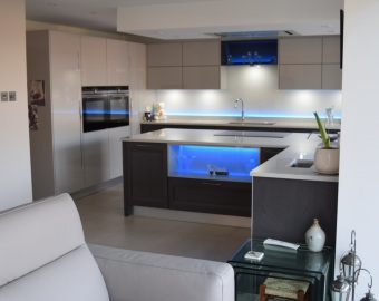 Chandlers Ford Kitchen Design