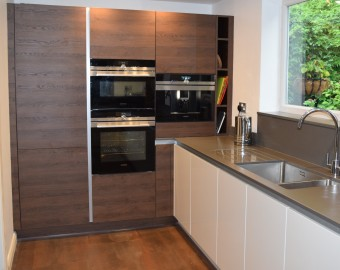 Contemporary kitchens Winchester