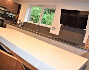 Bespoke contemporary kitchens, Southampton