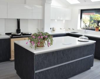 Contemporary kitchen Portsmouth, Hampshire