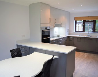 Warsash Kitchen, contemporary Southampton Kitchens