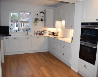 Contemporay kitchen design, Winchester