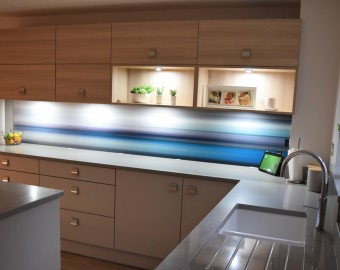Contemporary kitchen design, Southampton