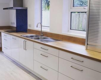 Kitchen design Fareham