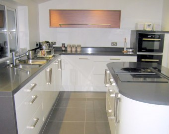 Kitchen Design Hedge End