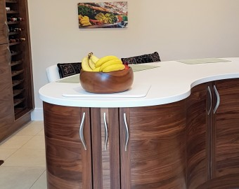 Bespoke kitchen breakfast room, Southampton