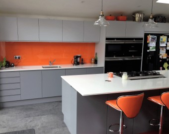 New fitted kitchens in Southampton