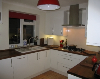 Kitchen Fitter Hedge End