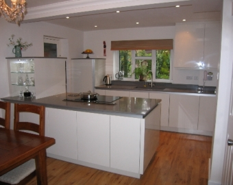 Bespoke Kitchen Hedge End