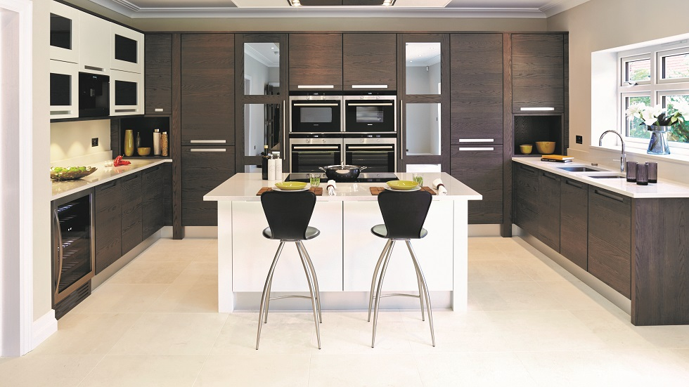 Stoneham kitchens designed in Winchester