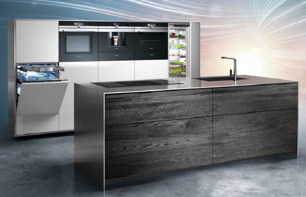 Siemens Studioline Kitchen Appliances in Southampton