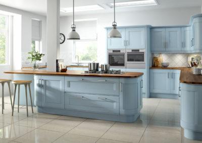 Shaker Kitchens Southampton | Blue kitchens Southampton