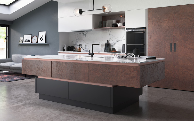 We design contemporary kitchens in Southampton, Hampshire