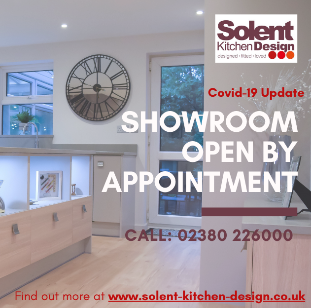 Lockdown November 2020 – Showroom Open By Appointment